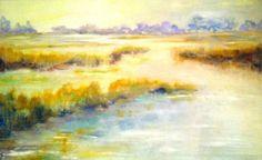 A painting by Kelli Kaufman from Lafayette, Louisiana