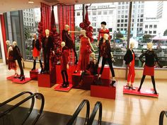 """MACY'S, Union Square, San Francisco, CA, """"Believe in the magic of Christmas"""", pinned by Ton van der Veer"""