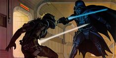 Frank MacQuarrie Star Wars Art