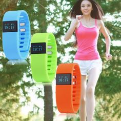 2016 New Pedometers Bluetooth Health Bracelet Wristband Smart Watch <font><b>Fitness</b></font> Sleep <font><b>Tracker</b></font>. *** Discover more at the photo link