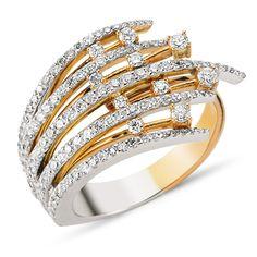 Diamond Gold Ring – Jewerly World Gold Diamond Rings, Diamond Bands, Diamond Jewelry, Gold Rings, Pearl Jewelry, Gold Jewelry, Jewellery, Jewelry Center, Gold Set