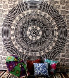 Hippie Tapestry  mandala tapestry Wall Hanging indian  Tapestry wall decor curtain tapestry Bohemian Wall Tapestries