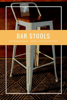 Shop for Eames bar stool, Tolix bar stool, the Masters barstool and swivel barstools and counter stools made of wood, metal, fabric or leather in different colours. Counter Height Chairs, Counter Stools, High Bar Stools, Made Of Wood, In The Heights, Suit, Legs, Baking, Bakken
