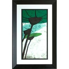 Walt Disney Signature framed giclee print inspired by Alice in Wonderland.