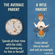 Being a parent will always be the hardest job.