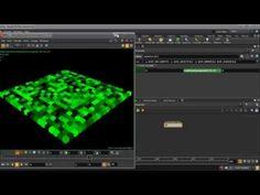 Multiscatter Texture - Houdini Tutorial - YouTube #Houdini #tutorial #sidefx #fx #animation #houdinirocks