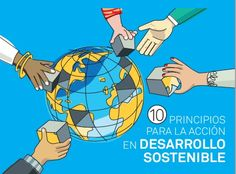 10 principios para la acción en #DesarrolloSostenible