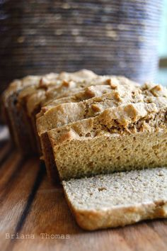 THM soft bread loaves - E and trim healthy mama approved.
