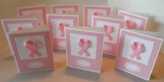 breast cancer thank you cards