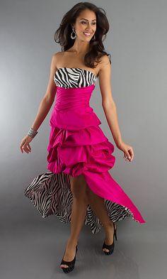 6bd36835f3 Party Animal neon rainbow leopard zebra print punk dress - handmade ...