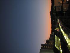 Sunset @Zushi Station