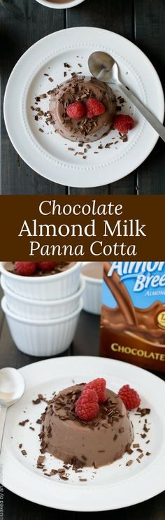 ... cotta couldn chocolate almond almond milk panna cotta chocolate milk
