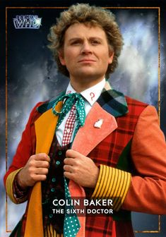 Classic Series, Classic Tv, Whos On First, Colin Baker, Rose And The Doctor, Peter Davison, Doctor Who Companions, Classic Doctor Who, Watch Doctor