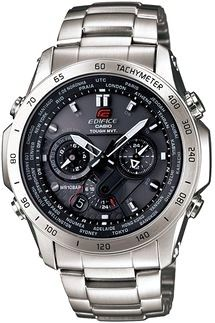 Men& Wrist Watches - CASIO edifice tough solar radio MULTIBAND 6 mens watch *** Read more at the image link. Mens Designer Watches, Mens Watches For Sale, Best Watches For Men, Luxury Watches For Men, Cool Watches, Rolex Watches, Wrist Watches, Casio Edifice, Skeleton Watches