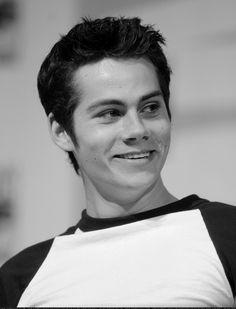 <3 his smile