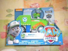 Paw Patrol ROCKY'S recycling Truck *NIP*