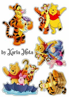Topo ursinho puff Pooh Baby, Winne The Pooh, Winnie The Pooh Birthday, Baby Boy 1st Birthday, Tuxedo Card, Disney World Map, Pop Up Box Cards, Baby Crafts, Winnie The Pooh