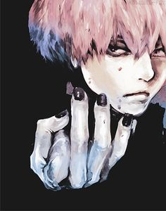 Tokyo Ghoul (from a different perspective, hehe)