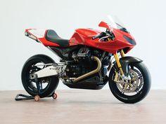 2008 Moto Guzzi MGS-01 Corsa