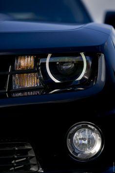 2012 Chevrolet Camaro EU Version