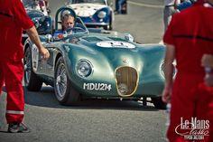 Jaguar C-Type @ Le Mans Classic 2014