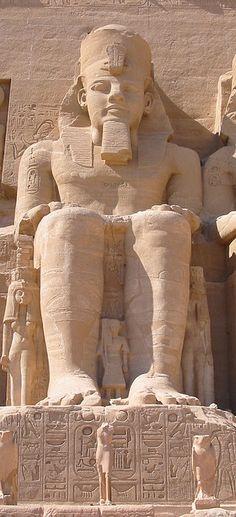 Abu Simbel, Aswan  Egypt