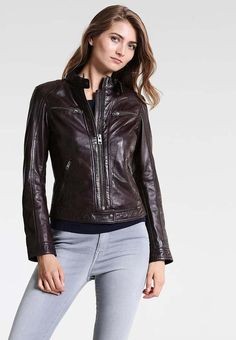 Lambskin Leather Jacket Jackets Tas Kulit Blog Coat Maui Biker Sewing Coats
