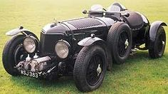 Armstrong Siddeley Special rebuilt and supercharged as a sport special