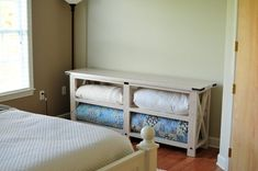 """Ana White   My Rustic """"X"""" Console Table - DIY Projects"""