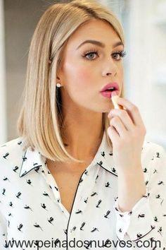 30 cortes de pelo simples y sencillos para niñas