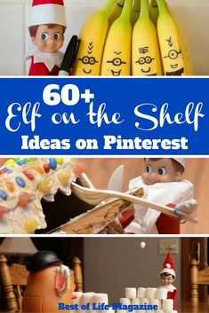 1029 Best Elf On The Shelf Ideas Images In 2019 Christmas Crafts