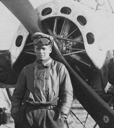 Oswald Boelcke, founded the early fundamentals of aerial combat. . .