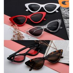 1 x Cat Eye Sunglasses. DO NOT send without communication. We understand that sometimes an item may not turn out to be just what you need.   eBay!