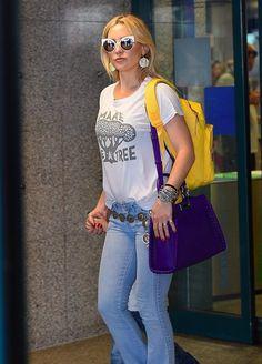 Kate Hudson T -Shirt Style