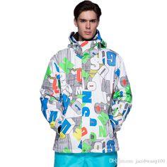f85e1e4137 2016 NEW Winter Men s Waterproof Hiking outdoor Skiing Jackets Camping Wear  Coat Snowboard Outerwear for men - SmartPholexShop