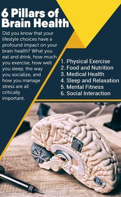 Discover the Pillars of Brain Health