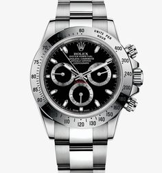 He arrived very beautiful wrist watch for 2013 by the world-famous producers of Rolex watches. This Cosmograph Daytona was introduced back in 1963 to meet the demands of professional racing drivers, and enable them perfectly measurement speeds up to