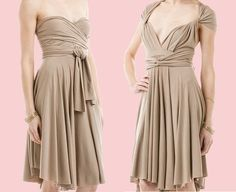 A Bridesmaids dress you can actually wear again!  (Don't all brides say that?)  My lovely ladies will be wearing sky blue.