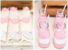 Fiesta de primer cumpleaños y perzonaliza tus bebidas   Blog de BabyCenter