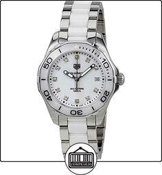 TAG Heuer Aquaracer Reloj de Pulsera para Hombre 35mm WAY131DBA0914 de  ✿ Relojes para hombre - (Lujo) ✿
