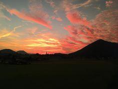 Faistenau Salzburg, Celestial, Sunset, Outdoor, Mood, Environment, Outdoors, Sunsets, Outdoor Games