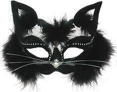 kitty cat masquerade :)