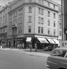 026 O'Connell Street Old Images, Old Photos, Ireland Homes, Dublin City, Irish Eyes, A Whole New World, Dublin Ireland, Old City, Belfast