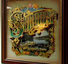 traditional ornamental glass artist David Adrian Smith - looks like an amazing web site