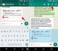 O lombrigão o blog que está sempre por dentro dos fatos: Como enviar um documento PDF do WhatsApp por e-mai...