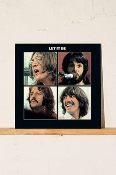The Beatles - Let It Be LP