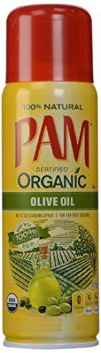Pam Organic Olive Oil NoStick Cooking Spray  5 oz * Be sure to check out this awesome product.