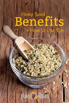 Hemp seeds benefits are amazing. I've fallen in love with these soft, buttery seeds. Here's how I use hemp seeds—and how you can too. Calendula Benefits, Matcha Benefits, Coconut Health Benefits, Types Of Tea, Hemp Seeds, Stop Eating, Clean Eating, Eating Healthy, Natural Cures