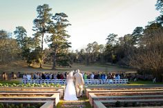 Romantic Plantation Wedding | Pebble Hill Plantation | Captured By Colson | Reverie Gallery Wedding Blog