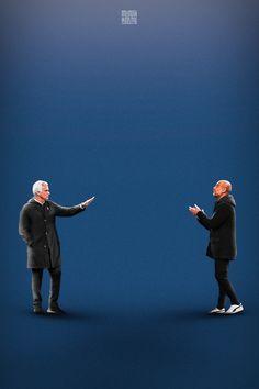 Football Design, Pep Guardiola, Manchester United, Behance, Photoshop, Social Media, Illustration, Artwork, Poster